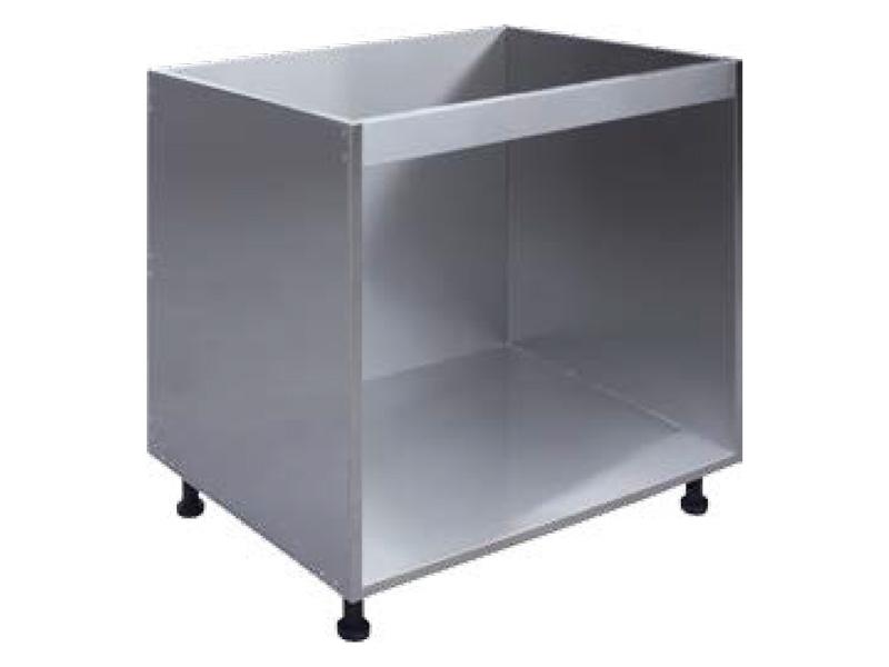 柜体基本结构