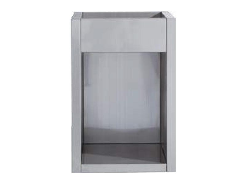 单层焊接柜体